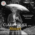 Clara Haskil plays Mozart - Piano Concertos No.9 & No.19
