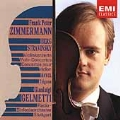 Berg, Stravinsky: Violin Concertos;  Ravel / Zimmermann