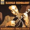 Djangology Vol 1: 1934-35