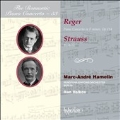 Reger: Piano Concerto Op.114; R.Strauss: Burleske