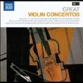 Great Violin Concertos - Vivaldi, J.S.Bach, Mozart, Beethoven, etc