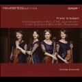 Schubert: String Quartets D.703, D.46 & D.804