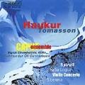 Tomasson: Violin Concerto, etc / Gunnarsson, et al