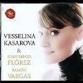 Duets -Rossini :Amor …Possente Nome !...Vacilla a Quegli Accenti !/M'abbraccia, Argirio/etc:Vesselina Kasarova(Ms)/Juan Diego Florez(T)/Ramon Vargas(T)