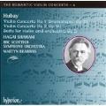 "THE ROMANTIC VIOLIN CONCERTO VOL.6:HUBAY:VIOLIN CONCERTO NO.1 ""CONCERTO DRAMATIQUE""OP.21/SUITE FOR VIOLIN & ORCHESTRA OP.5/ETC:HAGAI SHAHAM(vn)/MARTYN BRABBINS(cond)/BBC SCOTTISH SYMPHONY ORCHESTRA"