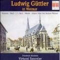 Ludwig Guttler in Weimar - J.S.Bach, Ernst, Fasch, etc…-