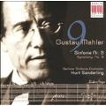 Mahler: Symphony no 9 / Sanderling, Berlin SO