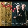 Virtuoso Baroque - T.A.Vitali, Telemann, J.S.Bach, Vivaldi, etc