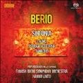L.Berio: Sinfonia, Calmo, Ritirata Notturna di Madrid