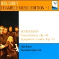 Idil Biret Chamber Music Edition Vol.1 - Schumann: Piano Quintet, Symphonic Etudes