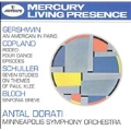Gershwin, Copland, Schuller, Bloch / Dorati, Minneapolis SO