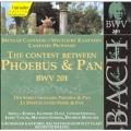Edition Bachakademie Vol 61 - Phoebus & Pan BWV 201 /Rilling