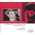 Shostakovich: String Quartets no 1, etc / Talich Quartet