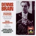 Strauss, Hindemith: Horn Concertos / Dennis Brain