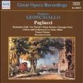 Great Opera Recordings - Leoncavallo: Pagliacci / Ghione