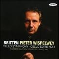 Britten: Cello Symphony Op.68, Cello Suite No.1 Op.72