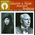 Carl Schuricht & Clara Haskil Perform Beethoven