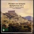 Theodor von Schacht: Symphonies Vol.1