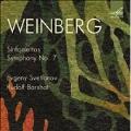 M.Weinberg: Sinfoniettas, Symphony No.7