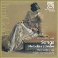 Dvorak: Songs - Melodies/Lieder