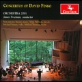 Concertos of David Finko