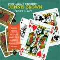 King Jammy Presents Dennis Brown: Tracks of Life [LP+7inch]