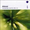 Albinoni: Concertos Op.10 Nos. 1 - 6