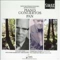 Johansen: Piano Concerto; Kvandal: Piano Concerto / Havard Gimse(p), Christian Eggen(cond), Ole Kristian Ruud(cond), Oslo Philharmonic Orchestra