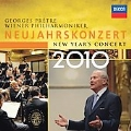 New Year's Concert 2010 / Georges Pretre, Vienna Philharmonic Orchestra