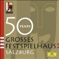 50 Years - Grosses Festspielhaus Salzburg<完全限定盤>