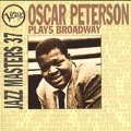 Plays Broadway - Verve Jazz Masters 37