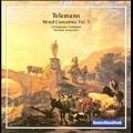 Telemann: Wind Concertos Vol.5