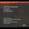 M.Pintscher: Sonic Eclipse, A Twilight's Song, She-Cholat Ahavah Ani
