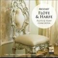 Mozart: Flote & Harfe - Flute & Harp Concertos