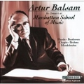 Artur Balsam in Concert at the Manhattan School of Music (1982-87)