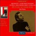 Beethoven, Dvorak, R. Strauss / Peter Schreier, Erik Werba