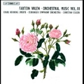 F.Valen: Orchestral Music Vol.3 -Le Cimetiere Marin Op.20, La Isla de las Calmas Op.21, Ode to Solitude Op.35, etc / Christian Eggen(cond), Stavanger SO, Einar Henning Smobye(p)