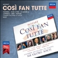 モーツァルト: 歌劇『コジ・ファン・トゥッテ』