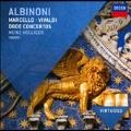 Albinoni: Oboe Concertos Op.9 No.2-No.3, No.8-No.9; Marcello: Oboe Concerto; Vivaldi: Oboe Concerto RV.446