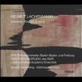 Helmut Lachenmann: Schreiben, Double (Grido II)