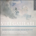 Viri Galilaei - Favourite Anthems from Merton