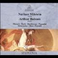 Nathan Milstein & Arthur Balsam Plays Mozart, J.S.Bach, Paganini, etc