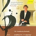 "Mendelssohn: Symphony No.2 ""Lobgesang"" Op.52 / Thomas Fey, Heidelberg SO, German Chamber Choir, etc"