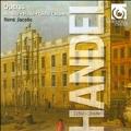 Handel: Operas -Flavio, Giulio Cesare, Rinaldo (1977-2002)  / Rene Jacobs(cond), Freiburger Barockorchester, etc
