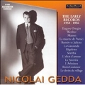 NICOLAI GEDDA:THE EARLY RECORDS 1952-1956:TCHAIKOVSKY/MASSENET/BIZET/DONIZETTI/ETC