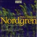 Nordgren: Violin Concerto no 4, Cronaca / John Storgards