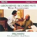 Paganini: Violin Concerto no 4, etc / Kremer, Muti, et al