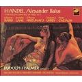 Handel: Alexander Balus / Palmer, Baird, Fortunato, et al