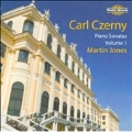 Czerny: Piano Sonatas Vol.1 - No.5, No.6, No.8, No.9, Nocturne Op.647 / Martin Jones