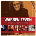 5CD Original Album Series Box Set : Warren Zevon<限定盤>